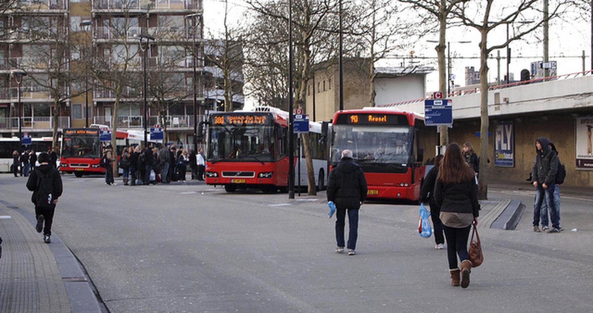 loon buschauffeur 2017