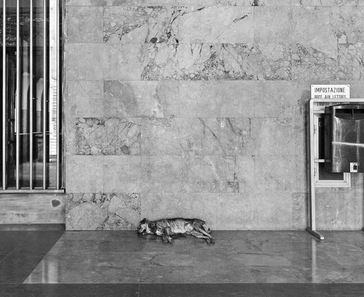 John Riddy, 'Palermo (Palazzo Delle Poste), 2012'