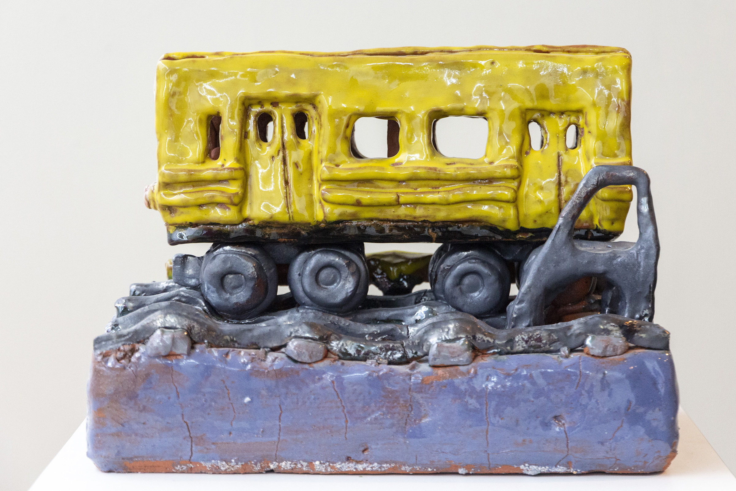 Tussen droom en daad - Schone wagon