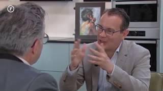 Tilburg maakt kans op titel Beste Binnenstad - fot van Mario Jacobs als gast bij Omroep Tilburg