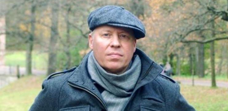 Pieter Waterdrinker in de LocHal: is Rusland een machomacht? - portret