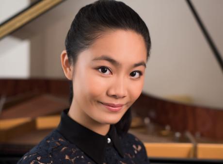 Recital met meesterpianist Tiffany Poon - portret